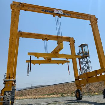 63t Mining RTG Crane